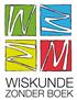 Logo Wiskunde zonder Boek